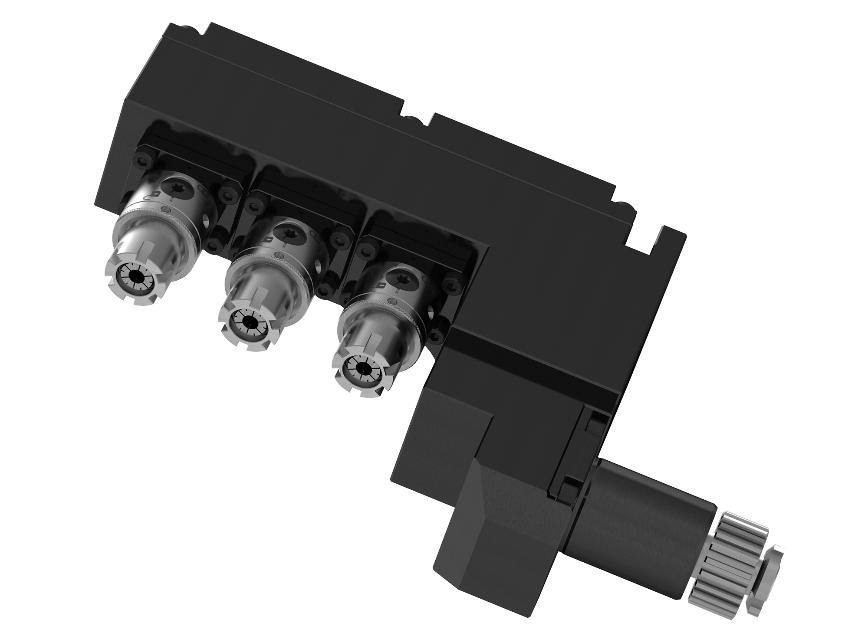 Logo  - Modulares Schnellwechselsystem BENZ Nanofix®