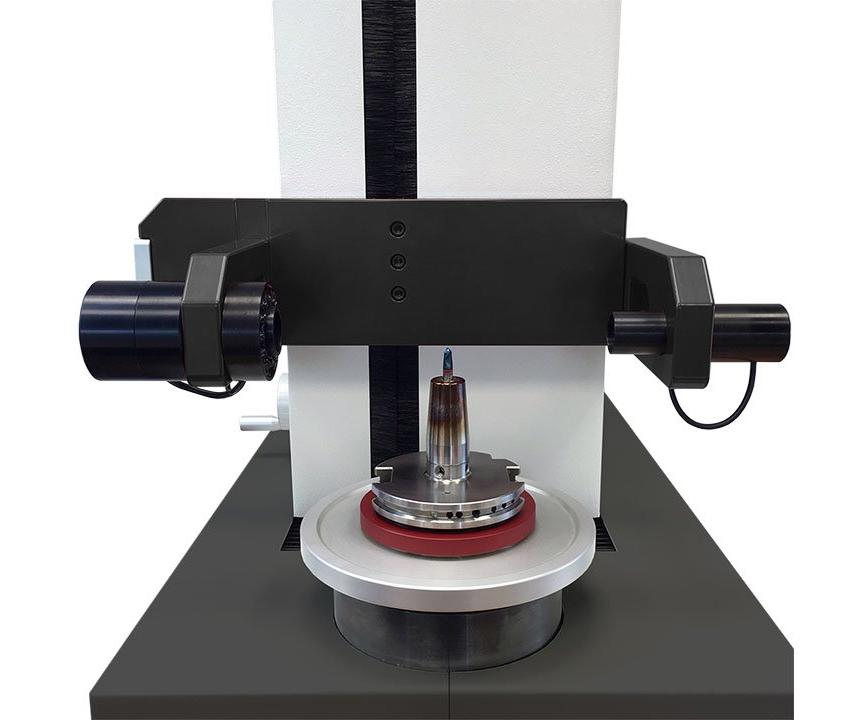 Logo Tool measuring and setting unit - Optical presetting device STP 500