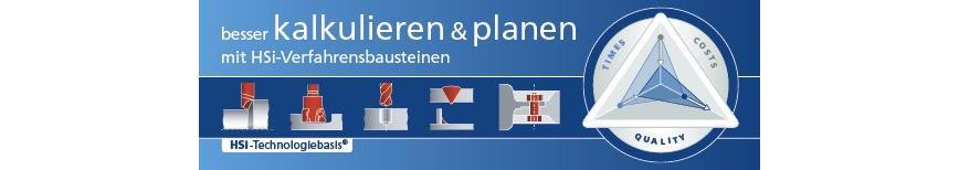 Logo Software für Fertigungsplanung und -steuerung (PPS) - HSi-Technologieb