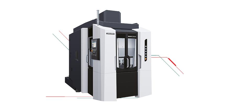 Logo Vertical machining centre - i 30 V