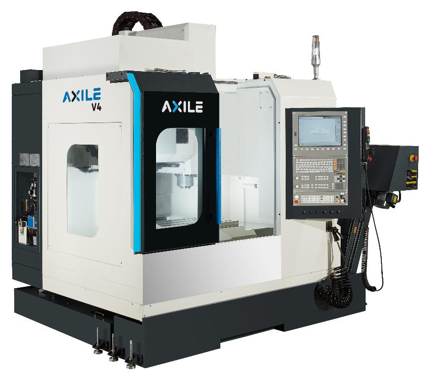 Logo High Speed machining centre - AXILE-V series