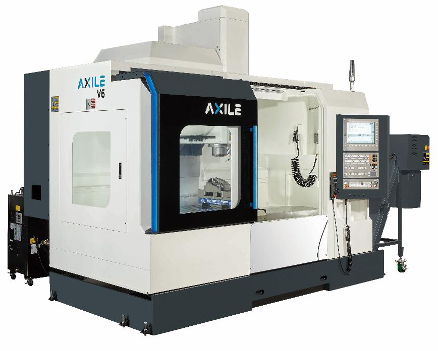 Logo High speed milling machine (HSC) - AXILE-V series