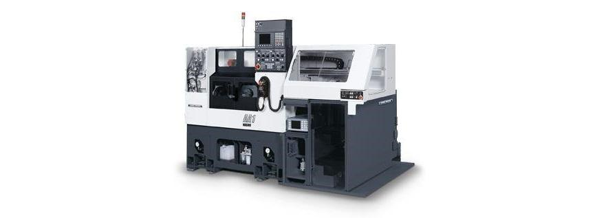 Logo Multi-spindle chucking automatic - WASINO AA-1