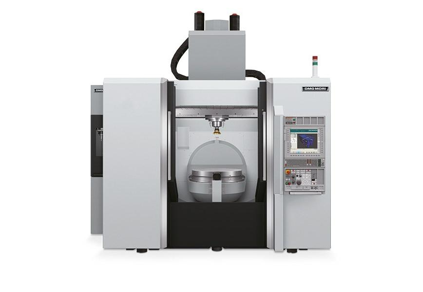 Logo Universal machining centre - NMV 8000 DCG