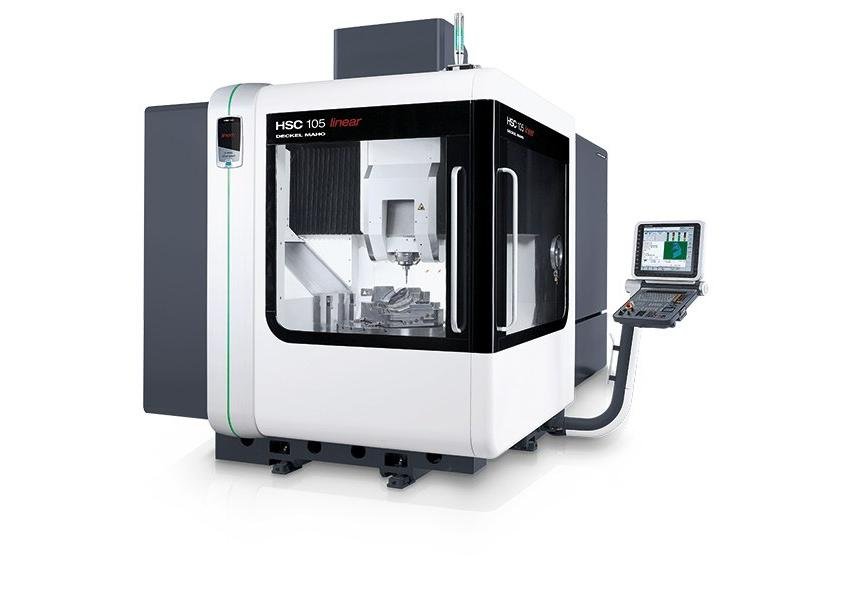 Logo High speed milling machine (HSC) - HSC 105 linear