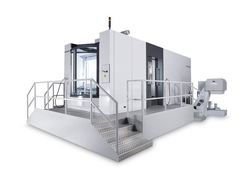 Logo Horizontal machining centre - DHP 80 II
