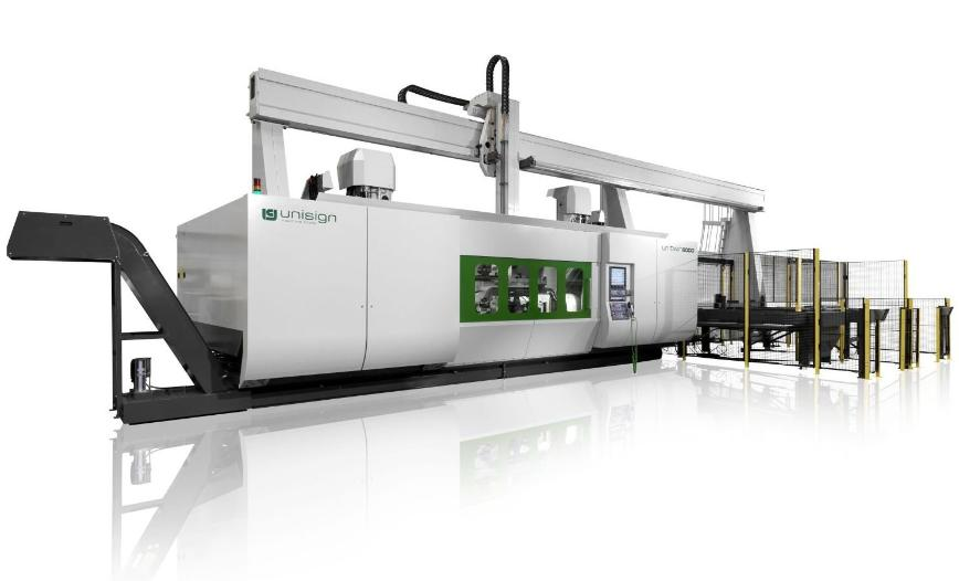 Logo Other milling machine - Unitwin 6000
