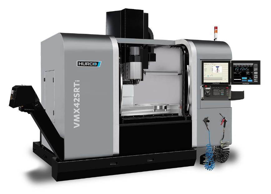 Logo Five-axis milling machining centre - HURCO VMX 42 SRTi