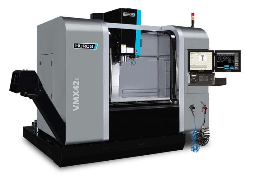 Logo 3-axis machining center - HURCO VMX 42 i