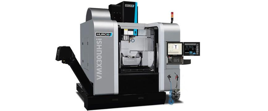 Logo High-speed Five-axis milling machining centre - HighSpeed: HURCO VMX 3