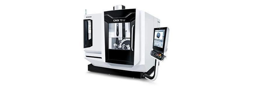 Logo Universal machining centre - CMX 70 U