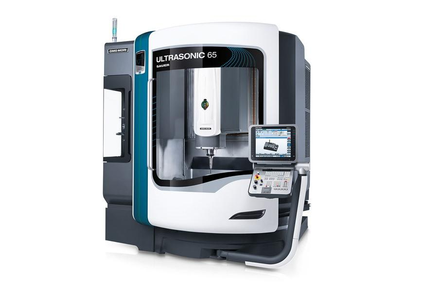 Logo Universal knee-type milling machine - ULTRASONIC 65 monoBLOCK®