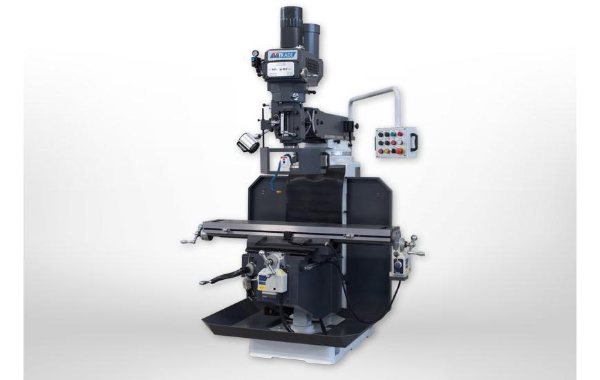Logo Universal Milling Machines - V-TRADE VS