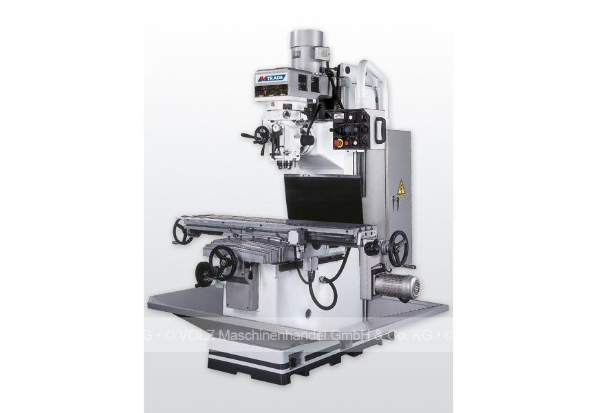 Logo Universal Milling Machines - V-TRADE MX