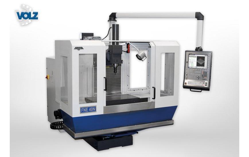 Logo Universal tool milling machine  - AVIA FNE 40N / 50N
