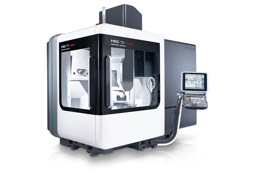 Logo High speed milling machine (HSC) - HSC 75 linear