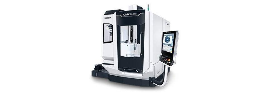 Logo Vertical machining centre - CMX 600 V