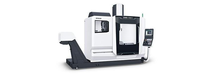 Logo Vertical machining centre - CMX 1100 V
