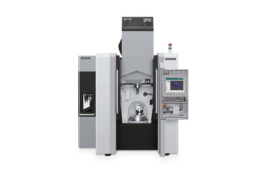 Logo Universal machining centre - NMV 3000 DCG
