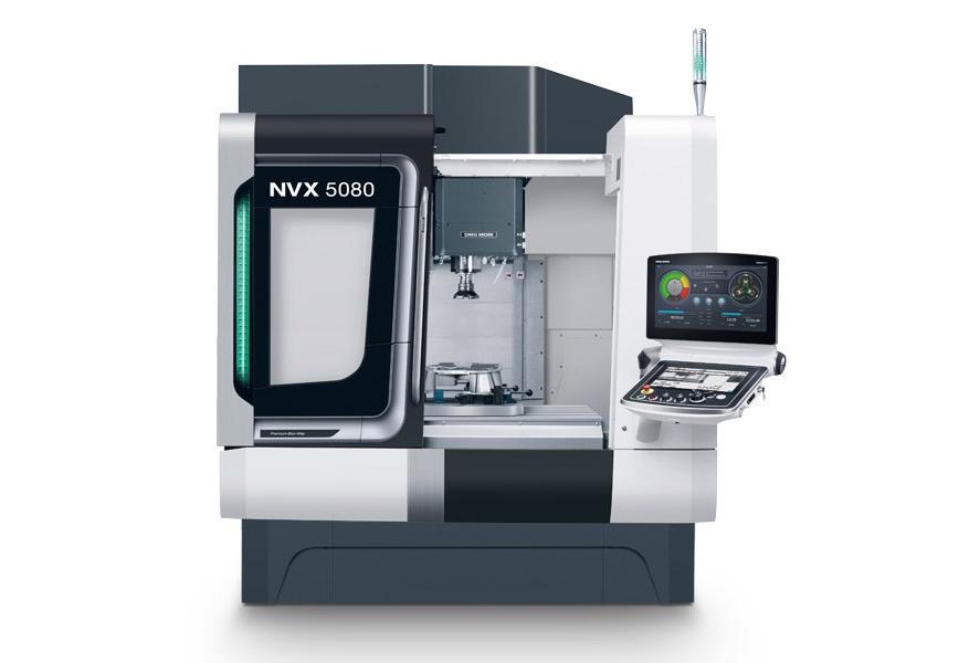 Logo Vertical machining centre -  NVX 5080