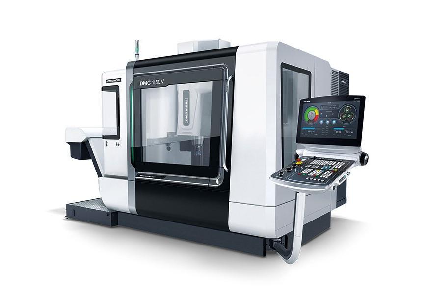 Logo Vertical machining centre - DMC 1150 V