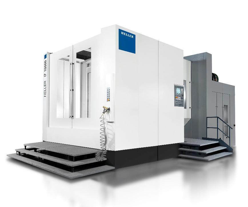Logo Mill-Turn machining centre - CP 10000