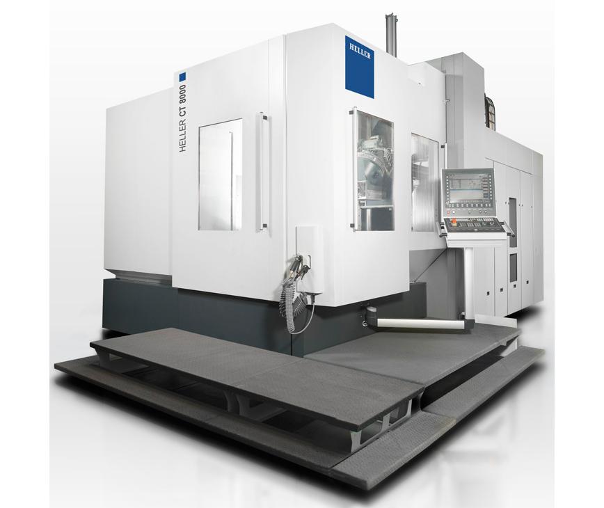Logo Mill-Turn machining centre - CP/CT 8000