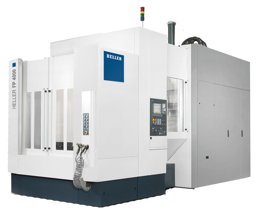 Logo Universal machining centre - FP 4000