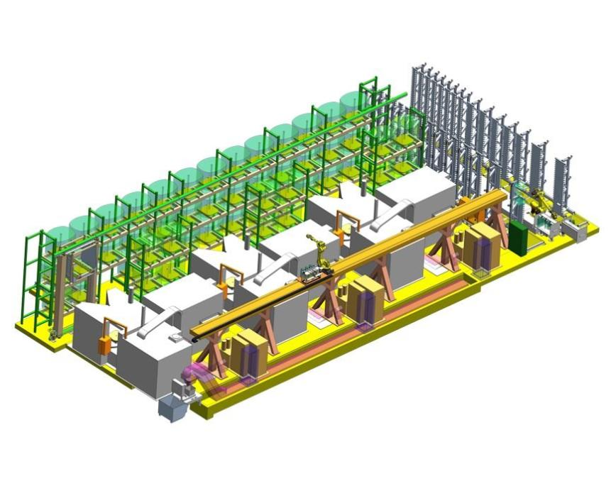 Logo Flexible manufacturing system for other operation - RILE Flexible Manu