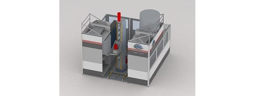 Logo Palletising systems - Pallet Automation