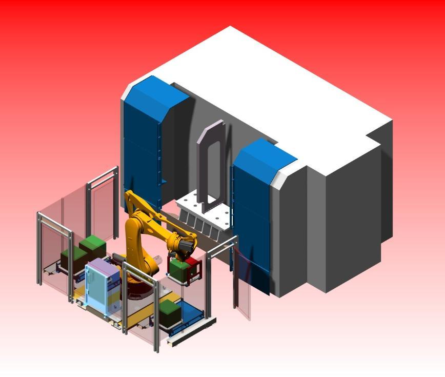 Logo Palettensystem und Palettenwechselsystem - Palettenbeladung