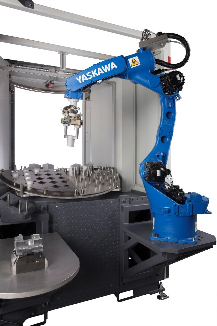 Logo Handling equipment for aligning and positioning of workpieces - Handli