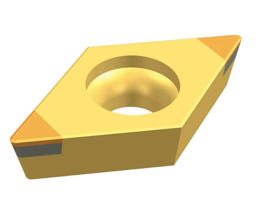 Logo Insert for turning - CBN inserts DUO-Power