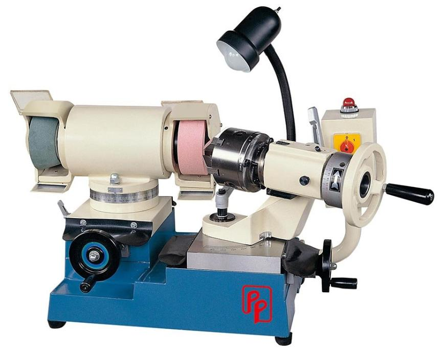 Logo Universal Tool and Cutter Grinder - Universal Cutter Grinder