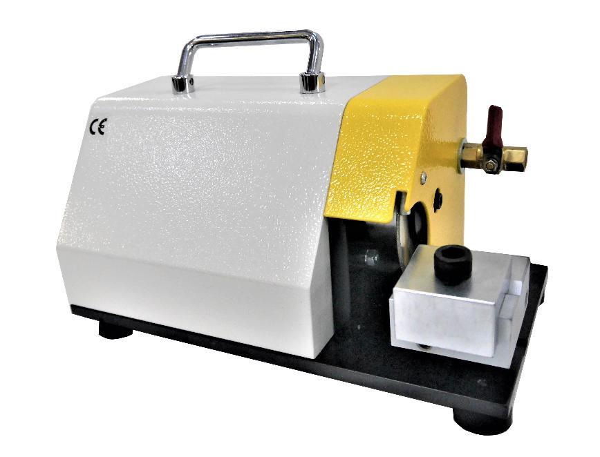 Logo Trennmaschine - Cutting-off Machine