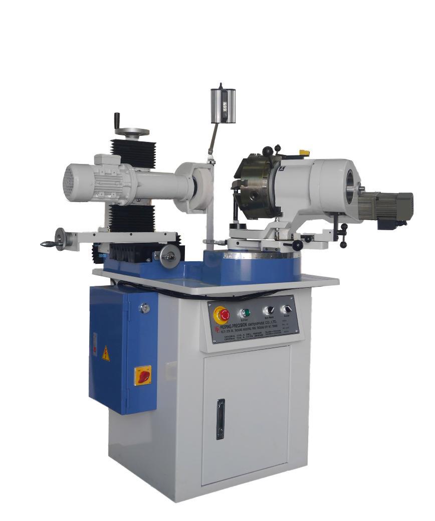 Logo Universal-Werkzeugschleifmaschine - Universal Drill & Tap Grinder