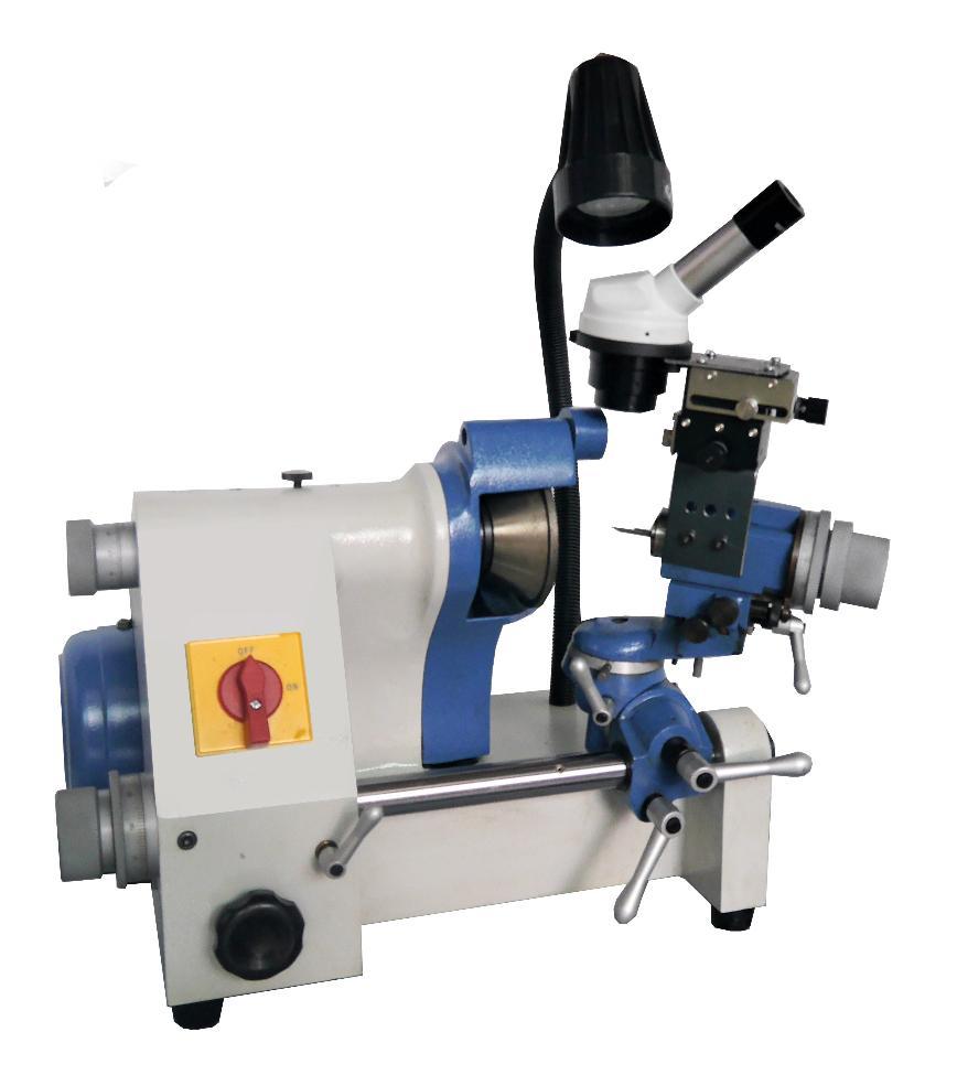 Logo Universal-Werkzeugschleifmaschine - Universal Cutter Grinder