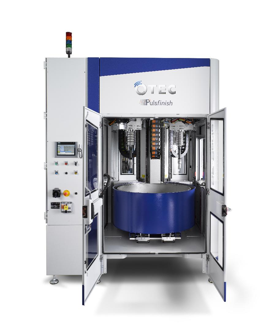 Logo Other honing, lapping and polishing machine - SF PULSFINISH machine