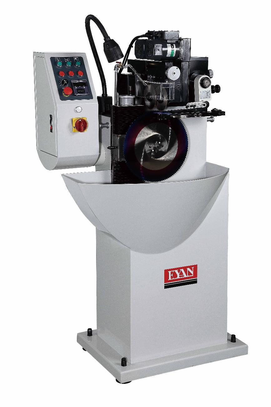 Logo Sägen-Schärfmaschine und Schleifmaschine - BW-650 QUICK SAWBLADE CHAMF