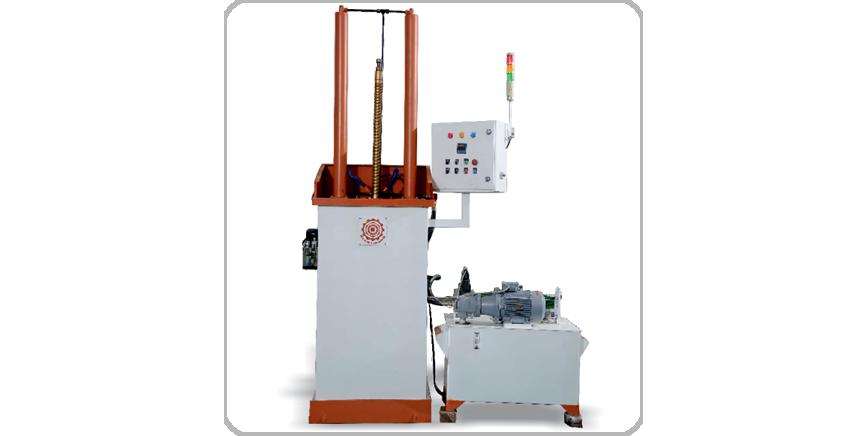 Logo Internal broaching machine - Broaching Machine