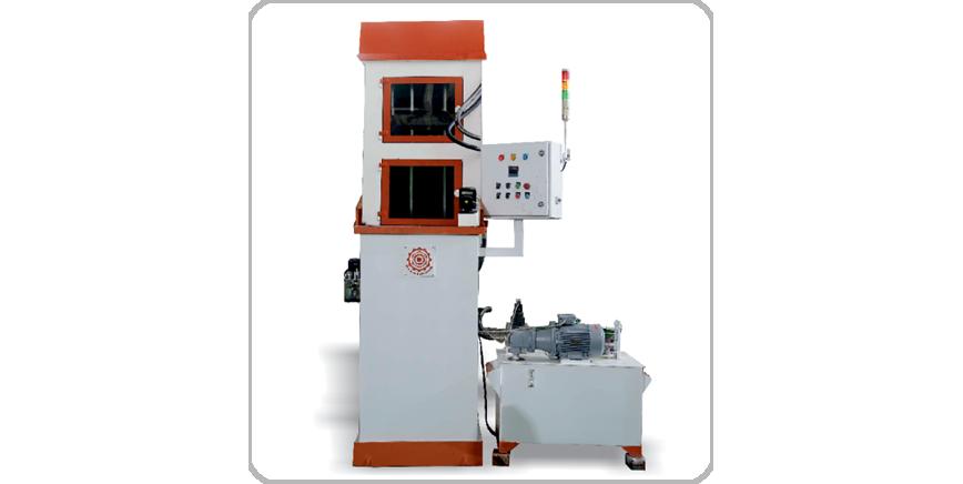 Logo Außen-Räummaschine - Surface Broaching Machine