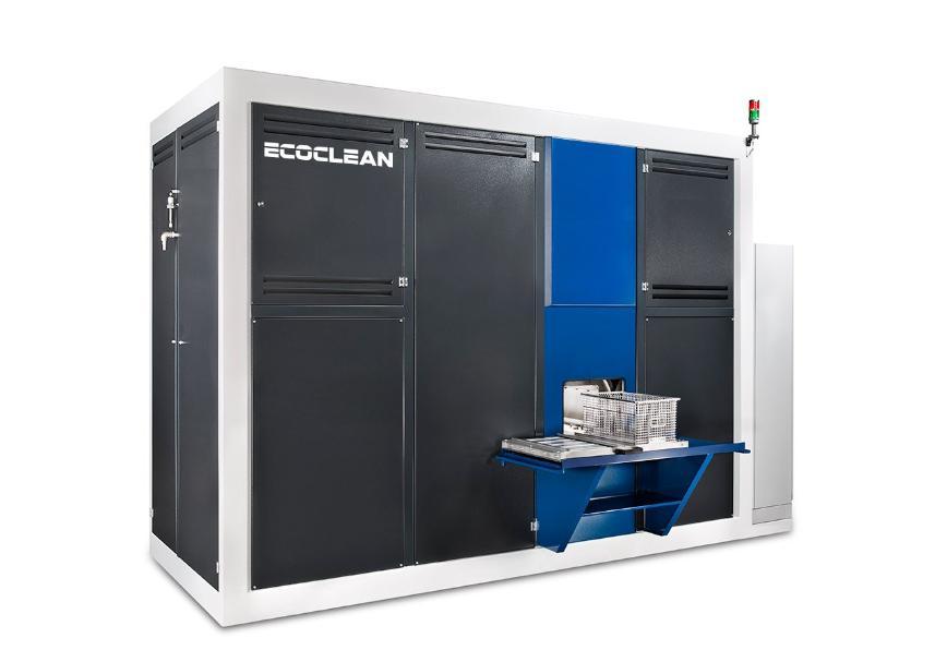 Logo Metall-Wasch-, -Entfettungs- und -Entölungsanlage - EcoCcompact – Die
