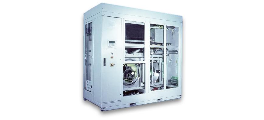 Logo Washing, cleaning and degreasing machine - Ecoclean KVI – Demanding cl