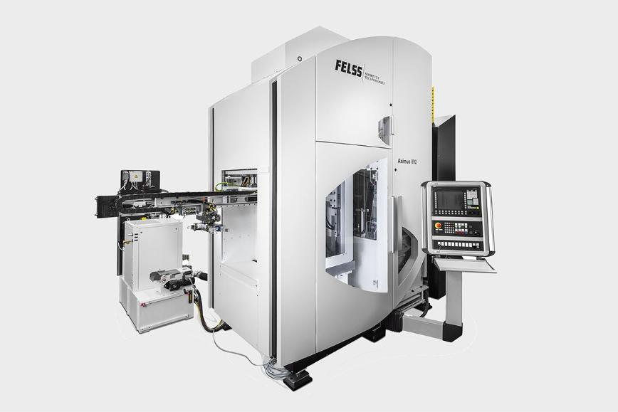 Logo Flexible manufacturing system for tubes and sections - Aximus V02