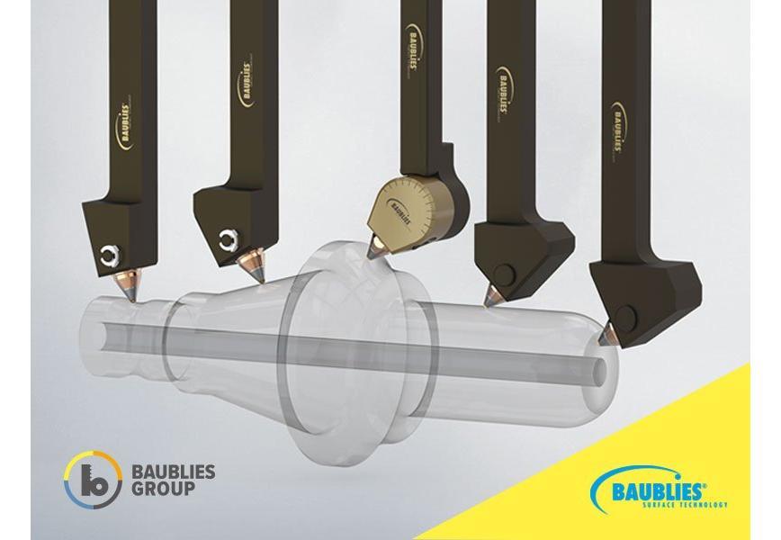 """Logo Diamond-burnishing swiss lathe - Diamond burnishing tools """"Colibri-Ser"""