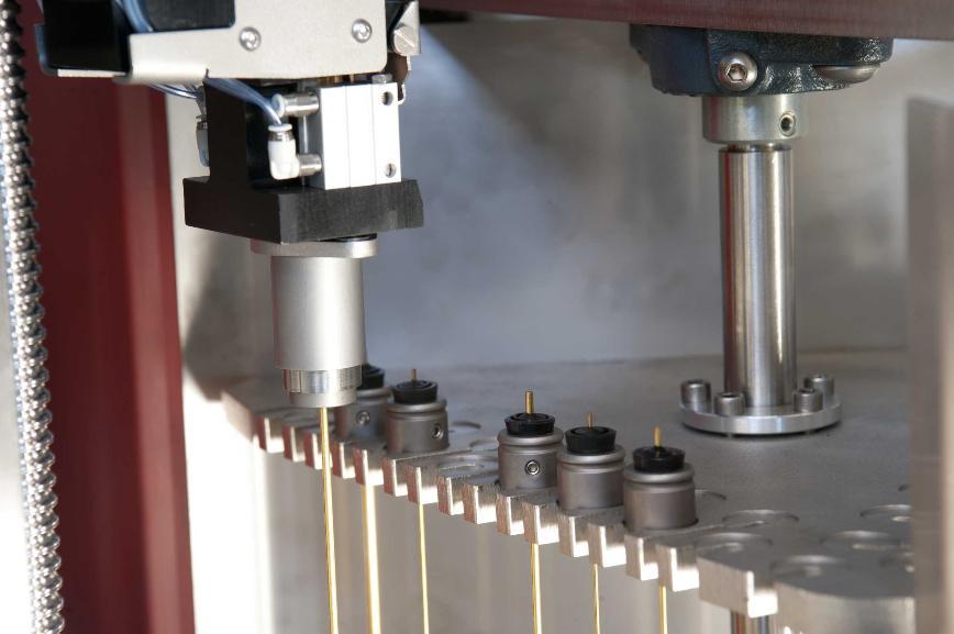 Logo Startloch-Erodiermaschine - APos 800 CNC - die Extraklasse