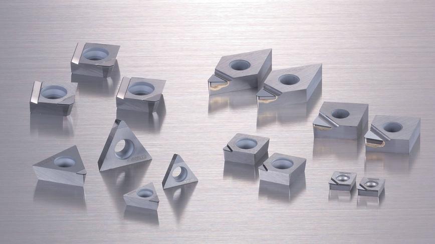Logo PCD grade for machining of aluminium alloys - DA1000 - SUMIDIA