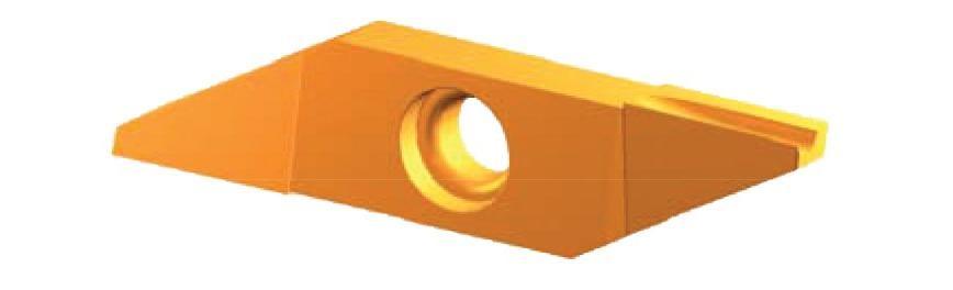 Logo Insert for turning - Lathe tool for CAM