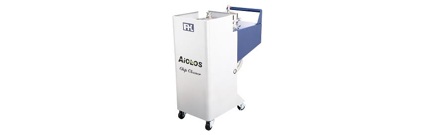 Logo Späneentsorgungssystem - AiOLOS Chip Cleaner