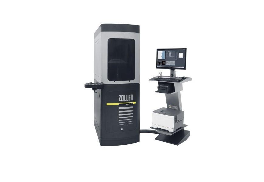 Logo Die High-End Universal-Messmaschine für steigungsbehaftete Werkzeuge -